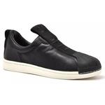 Adidas Slip On Bw Preto Couro