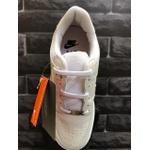 Nike Air Force Shadow Feminino todo branco