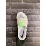 Chinelo Slide Jordan Hydro 11 Retrô Branco e Verde