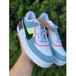 Nike Air Force Shadow Feminino Jeans