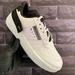Nike Type Branco e Preto