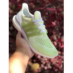 Adidas Ultraboost 4.0 Branco e verde