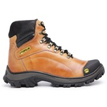 Bota Adventure Explorer - Mostarda Lisa