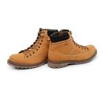 Coturno Work Boot Masculino - Amarelo