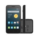 Smartphone Alcatel One Touch PIXI 3(4) Dual Chip - 3G Câm. 8MP Tela 4