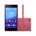 Smartphone Sony Xperia M4 Aqua 16GB Dual Chip 4G - Câm. 13MP + Selfie 5MP Tela 5