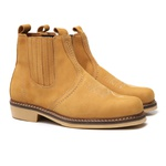 Botina Country Crowell Amarelo
