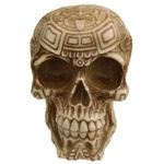 Crânio Tribal Asteca