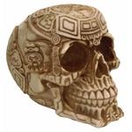 Crânio Tribal Maia