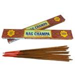 Incenso Nag Champa Tulasi