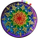 Mandala Abstrata Irirs