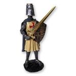 Guerreiro Templário com Escudo
