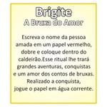 """Brigite """"Bruxinha do Amor"""""""