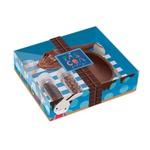 Caixa KIT Confeiteiro Brilho de Páscoa Azul
