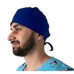 Bandana Cirúrgica Unissex - Azul Royal