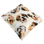 Bolsa Térmica de Sementes e Ervas Aromáticas - Almofadinha - Cachorros