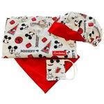 Kit Pijama Cirúrgico - Mickey 03
