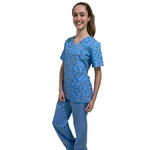 Pijama Cirúrgico Feminino - Aladim 02