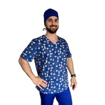 Pijama Cirúrgico Masculino - Thor