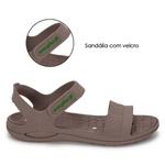 Sandália Magnética Energiflex Ninita Capuccino