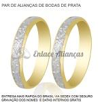 Alianças de bodas de Ouro 18 k Copia