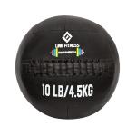 Wall Ball Em Couro Sintético 10lb/4,5kg
