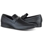 Sapato Social Apron Loafer em Couro Legítimo