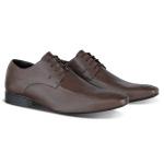 Sapato Social Apron em Couro Legítimo com Cadarço