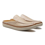 Sapato Masculino Mule Cashemere Off White