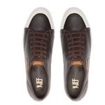 Sapato Masculino Sneaker Gavea Liso Mouro