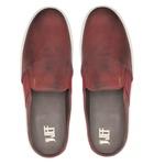 Sapato Masculino Mule Nobuck Bordo