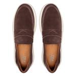 Sapato Masculino Sider Gcg Camurça Café