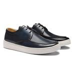 Sapato Masculino Sneaker 2 Furos Bramato Marinho