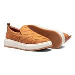 Sapato Masculino Yatch Pala Tresse Nobuck Camel