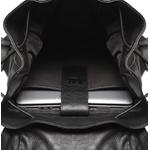 Mochila Floater Soft Bag Ziper Color Preta