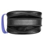Necessaire Floater 3 Bolsos Preto-Azul
