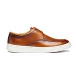 Sapato Masculino Sneaker 2 Furos Bramato Whisky