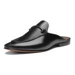 Sapato Masculino Mule Social Bridão Preto Tempest Preto