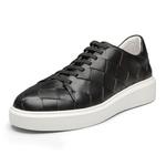 Sneaker Masculino Mestiço Tresse Preto