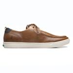 Sneaker 2 Furos Floater Amendoa