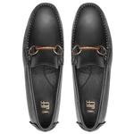 Sapato Masculino Driver Liso Bridao Ouro Preto