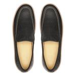 Sapato Masculino Mocassim Cashemere Preto