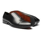 Sapato Masculino Oxford Tempest Recorte Bico Preto
