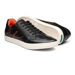 Sneaker Masculino Look Assinatura Jef Preto