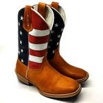 Bota Texana Americana Salto Carrapeta