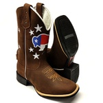 Bota Texana Cano Longo Boi Texas