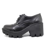 Sapato Estilo Veggie Matilda Preto
