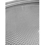 Peneira Aro ferro Feijão/Areia 55cm