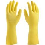 Luva Mucambo Amarela Forrada Tam 8-g