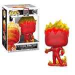 Marvel 80 Years - Human Torch (Tocha Humana) First Appearance #501 Funko Pop